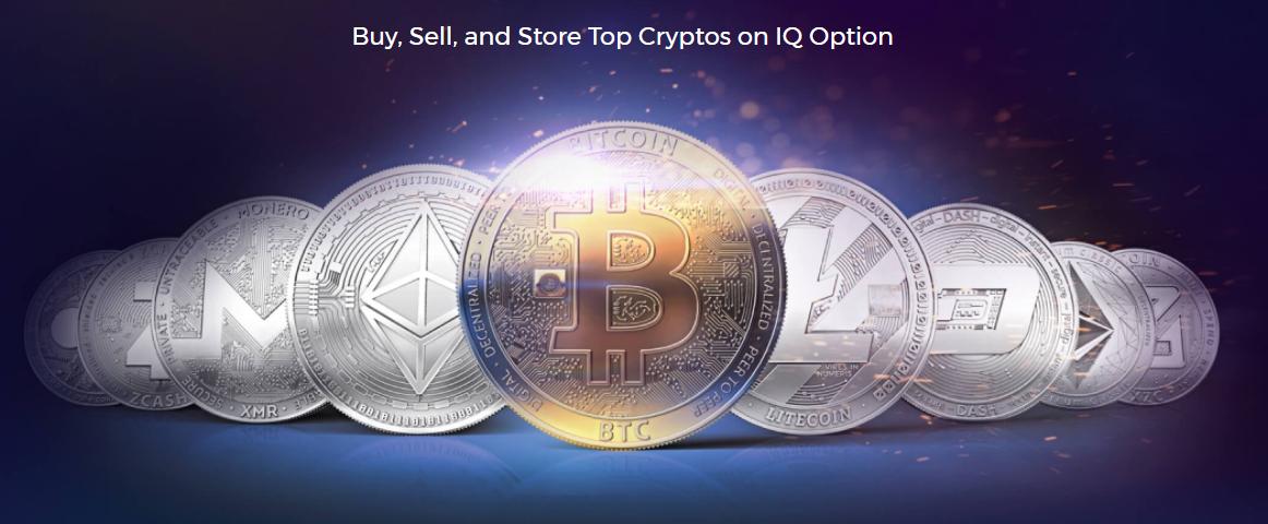 Jetzt einfach und sicher Cryptowährung Coins handeln bei Option
